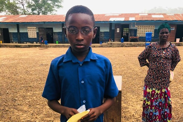 School Eye Health Update from Sierra Leone